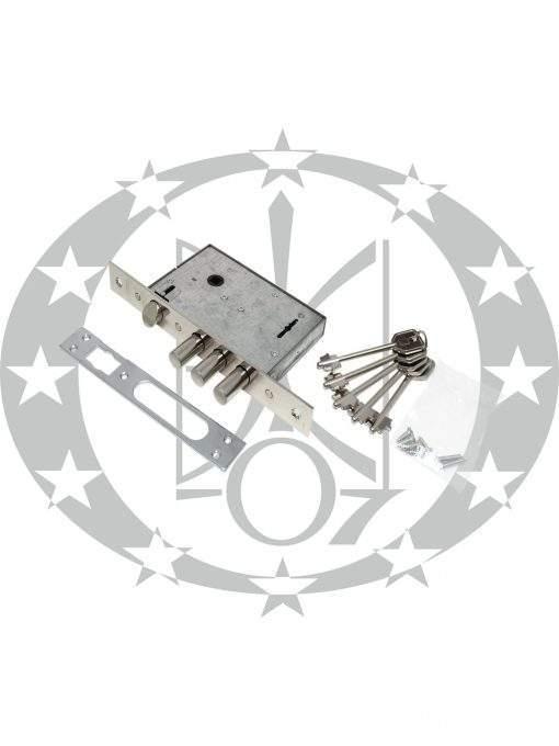 Механізм врізний BRUNO BR-77 ключ