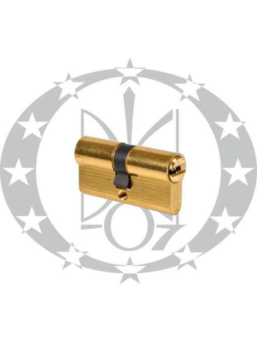 Серцевина GERDA H-PLUS 30/30 горизонтальний ключ латунь