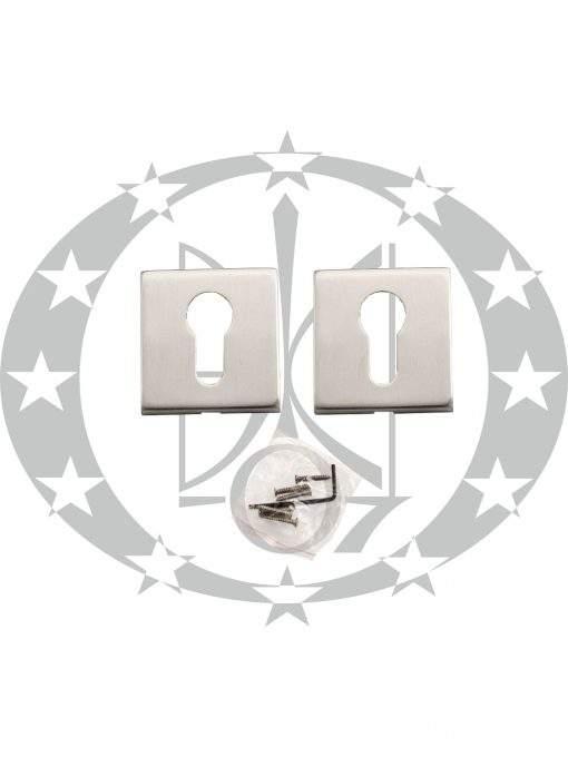 Дверна накладка під серцевину Metal - Bud TOPAZ PZ нержавійка (SSKY)