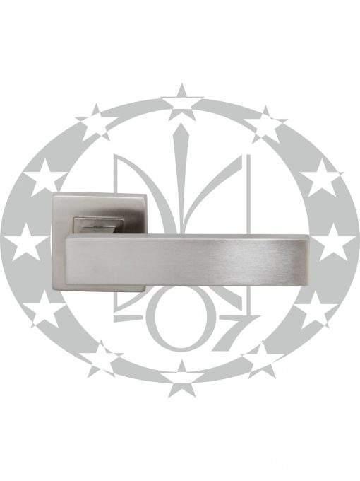 Ручка Metal-Bud ONYX розета нержавійка