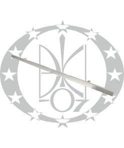 Антаба Metal - Bud APPJ15 нержавійка