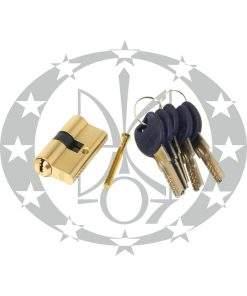 Серцевина IMPERIAL C горизонтальний ключ 40/60 латунь
