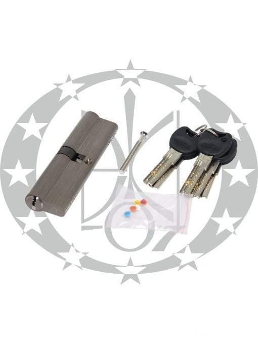 Серцевина IMPERIAL C горизонтальний ключ 60/60 нікель