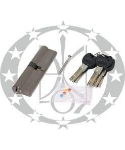 Серцевина IMPERIAL C горизонтальний ключ 32/53 нікель