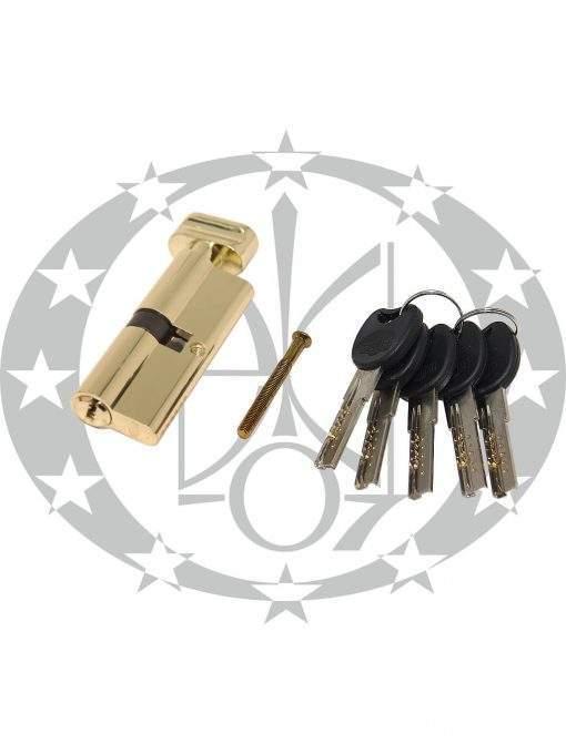 Серцевина IMPERIAL ZCK горизонтальний ключ 35/55 вороток латунь