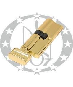 Серцевина IMPERIAL ZCK горизонтальний ключ 45/45 вороток латунь