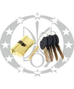 Серцевина IMPERIAL ZC горизонтальний ключ 30/30 латунь