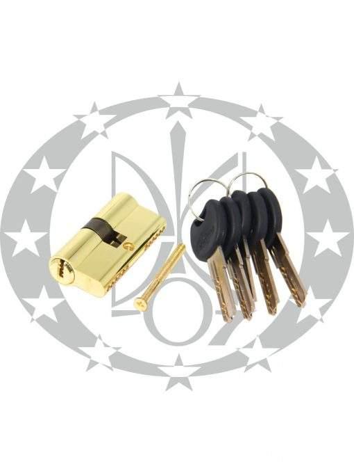 Серцевина IMPERIAL ZC горизонтальний ключ 35/55 латунь