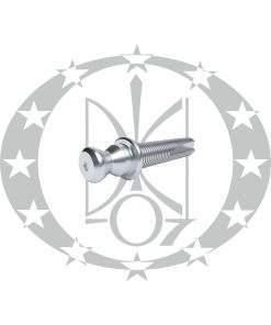 Антаба кругла Metal-Bud (AOPJ15) Ф35 1500мм пряма нержавійка