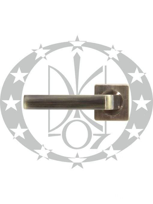 Ручка Gamet CASCADA DH-89A-24Z-AB-KW-BL розета
