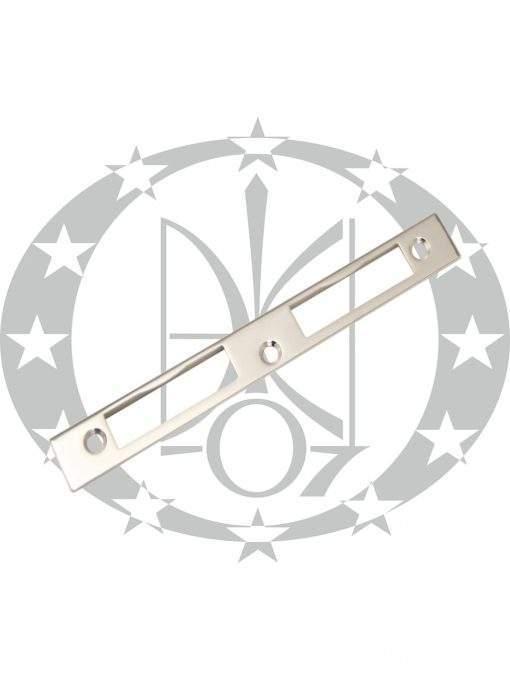 Планка до замків Metalplast-Częstochowa нержавійка