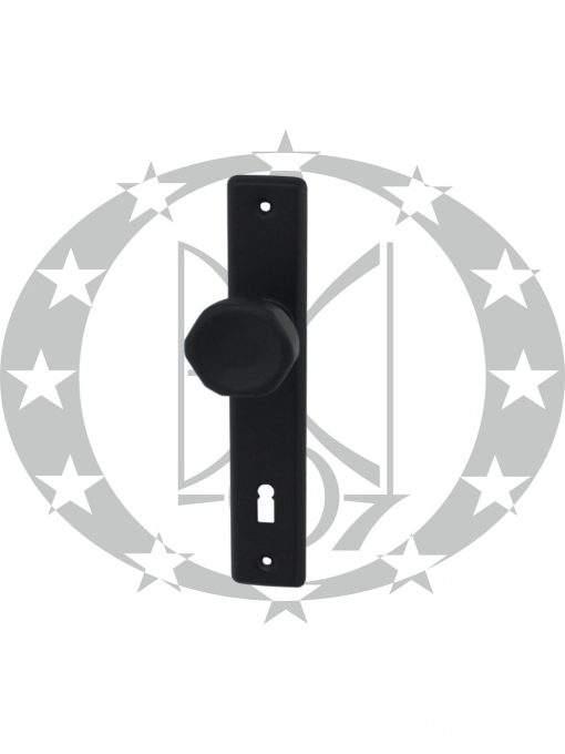 Ручка NATI чорна ручка-галка 90 під ключ