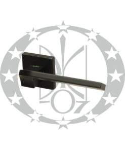 Ручка дверна DND JOY 02 VIS ZNE чорна (JO14/ZNE)