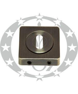 Дверна накладка Gamet PLT-24Z-N-AB-KW-BL