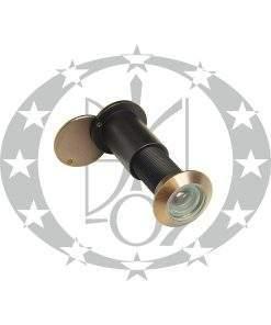 Дверне вічко d27 85 - 120 бронза AL