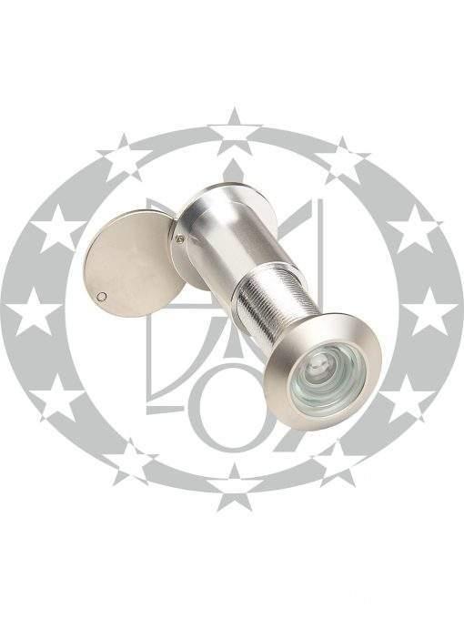 Дверне вічко d27 85 - 120 нікель сатин AL