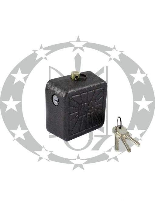 Навісний замок колодка Мотор Січ ВС-1ГЧ краб