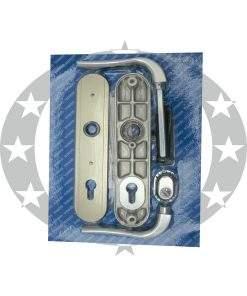 Ручка GERDA TD - 1000 ANCONA 90PZ анодована платина