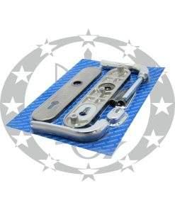 Ручка дверна GERDA TD - 1000 ANCONA 90PZ платина