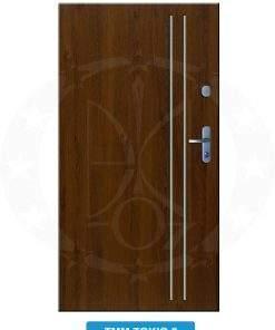 Двері вхідні металеві GERDA C PREMIUM TMM TOKIO 2