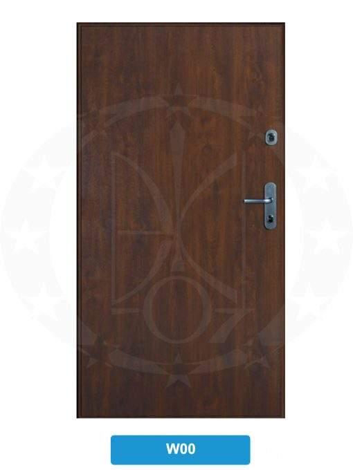 Двері вхідні металеві GERDA C PREMIUM W00