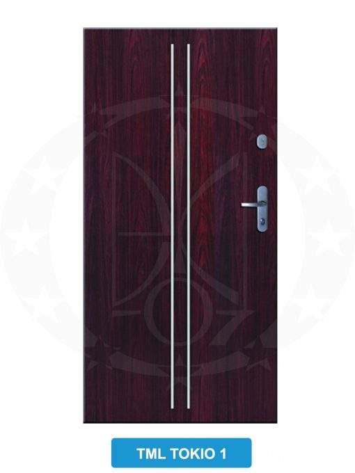 Двері вхідні металеві GERDA WD PREMIUM Tokio 1