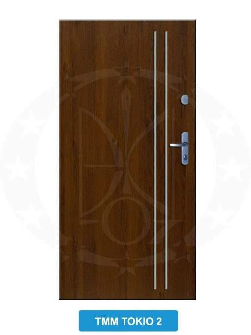 Двері вхідні металеві GERDA WD PREMIUM Tokio-2