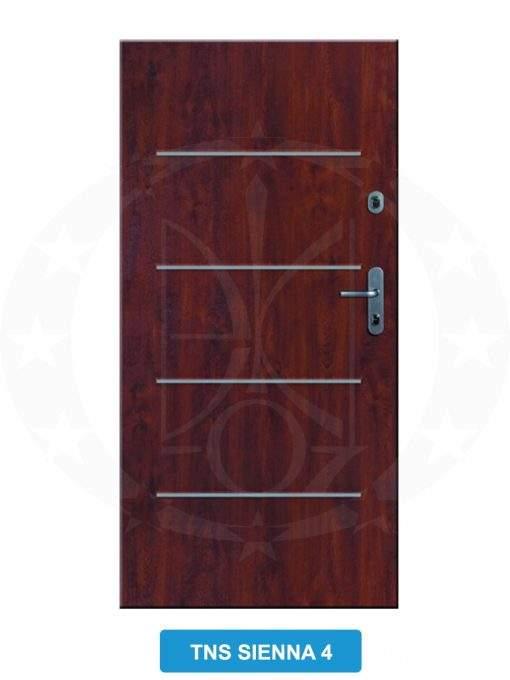 Двері вхідні металеві GERDA WD PREMIUM Sienna-$