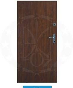 Двері вхідні металеві GERDA WD PREMIUM W00