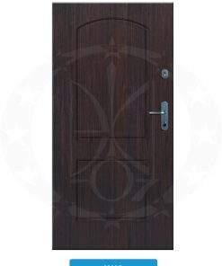 Двері вхідні металеві GERDA WD PREMIUM W13