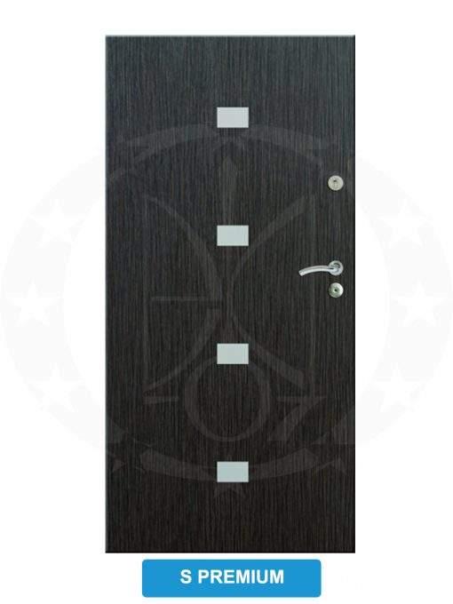 Двері вхідні металеві GERDA S PREMIUM