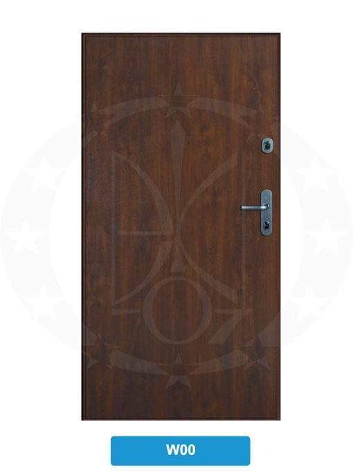 Двері вхідні металеві GERDA - C STANDARD