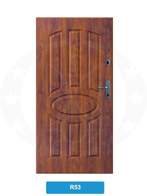 Двері вхідні металеві GERDA CPX3010D(S) R53