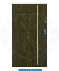 Двері вхідні металеві GERDA CPX3010D(S) RLC
