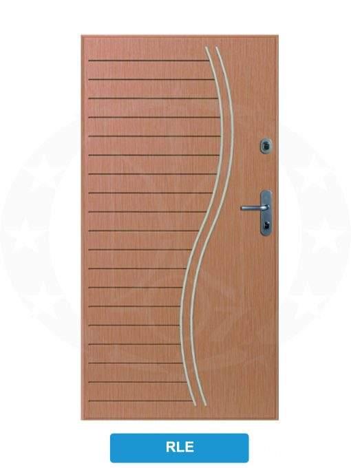 Двері вхідні металеві GERDA CPX3010D(S) RLE