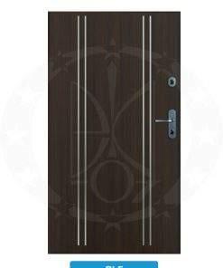 Двері вхідні металеві GERDA CPX3010D(S) RLF
