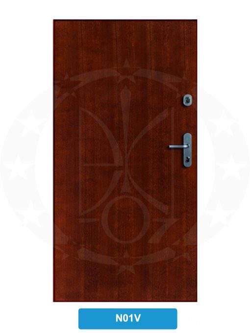 Двері вхідні металеві GERDA CPX3010D(S) N01V
