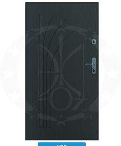 Двері вхідні металеві GERDA CPX3010D(S) VA3