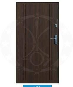 Двері вхідні металеві GERDA CPX3010D(S) VA4