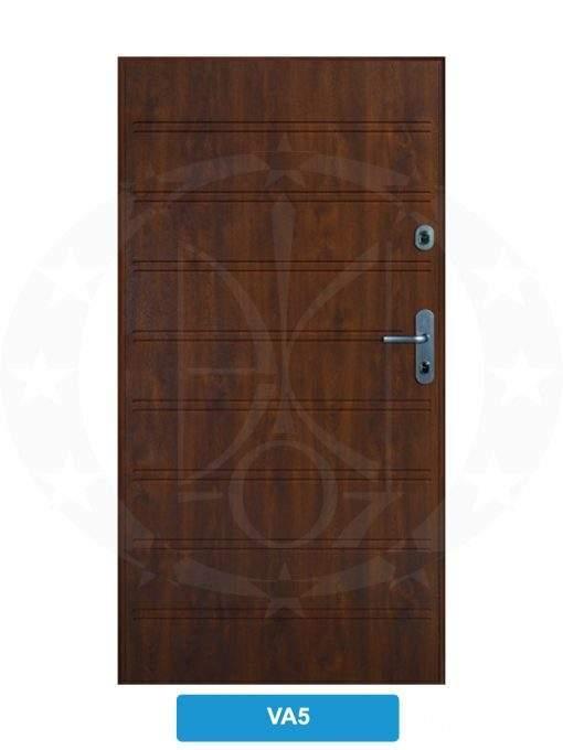 Двері вхідні металеві GERDA CPX3010D(S) VA5