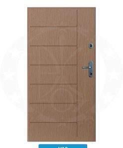 Двері вхідні металеві GERDA CPX3010D(S) VA8