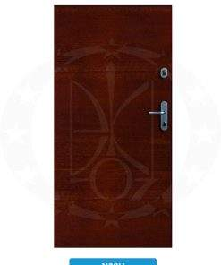 Двері вхідні металеві GERDA CPX3010D(S) N02H
