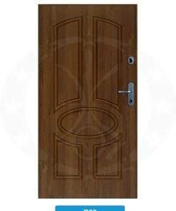 Двері вхідні металеві GERDA CPX3010D(S) R09