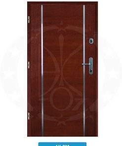 Двері вхідні металеві GERDA CPX3010D(S) NL2M