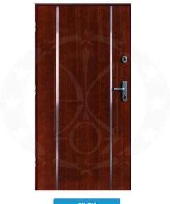 Двері вхідні металеві GERDA CPX3010D(S) NL2V