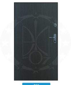 Двері вхідні металеві GERDA CPX3010D(S) R00