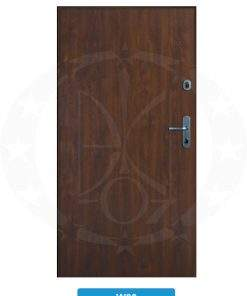 Двері протипожежні GERDA - WP30(S)