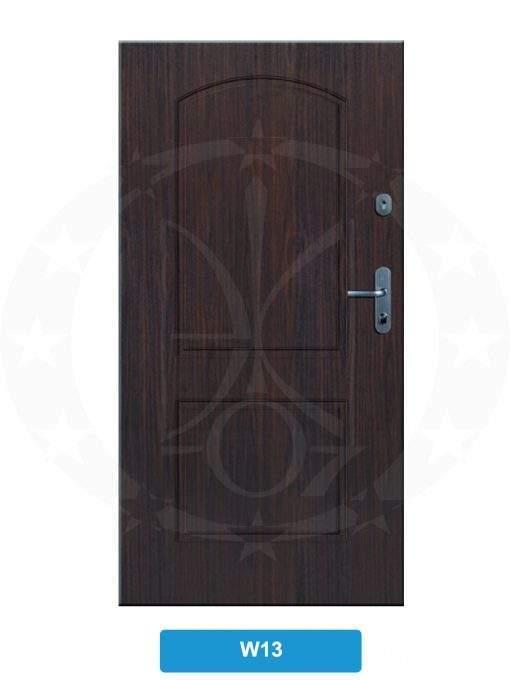 Двері вхідні GERDA - WD STANDARD W13