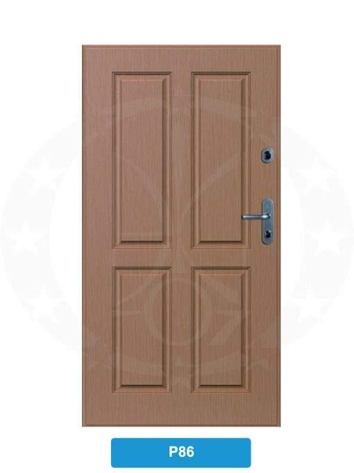 Двері вхідні металеві GERDA SX10 PREMIUM P86