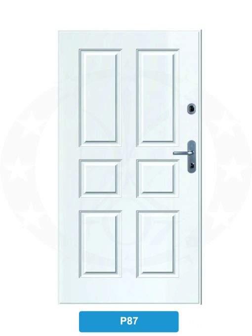Двері вхідні металеві GERDA SX10 PREMIUM P87